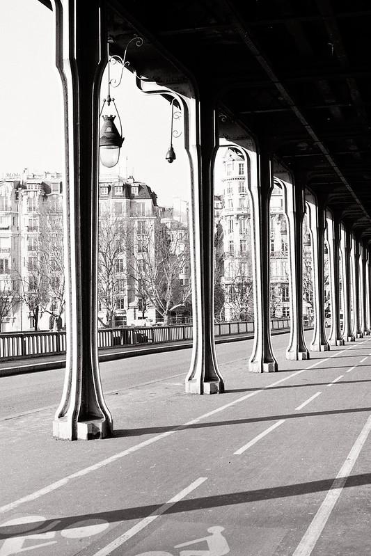 Paris, janvier 2020, Illford 125, développée par mes soins, numérisée par Elotine Photos