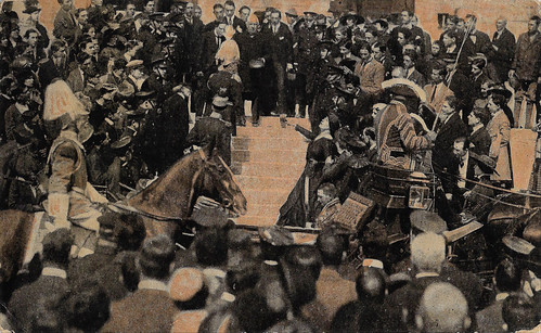Hesperia in Il potere sovrano (1916)