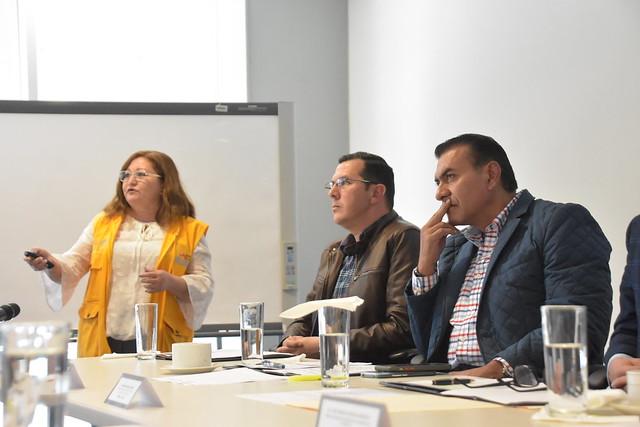 Sesión Ordinaria del Comité Municipal de Salud