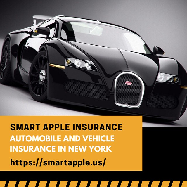 Cheap auto insurance in New York - Smart Apple Car Insurance (1)