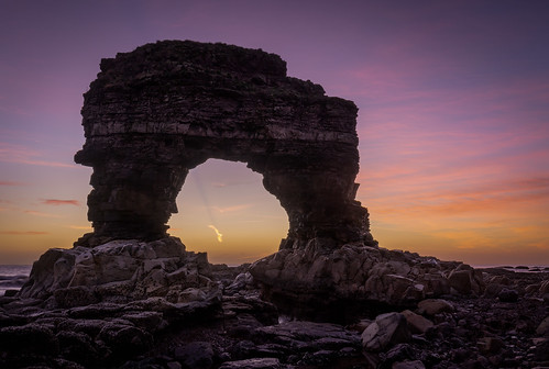 durhamcoast sunrise leefilters dawn canon5dmkiii coastal canonef1635mmf4lisusm seascape whitburn