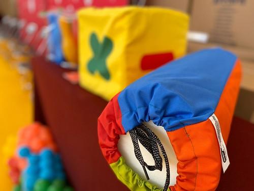11 Feb 2020 . Secretaría de Educación Jalisco . Entrega SE material didáctico y deportivo para escuelas de nivel preescolar y primaria.