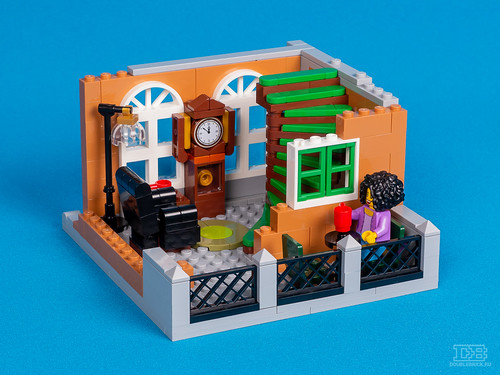 LEGO Creatro Expert 10270 Bookshop Review-12 | by DoubleBrick.ru