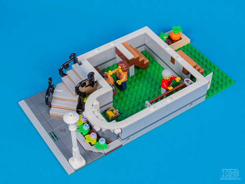 LEGO Creatro Expert 10270 Bookshop Review-6 | by DoubleBrick.ru