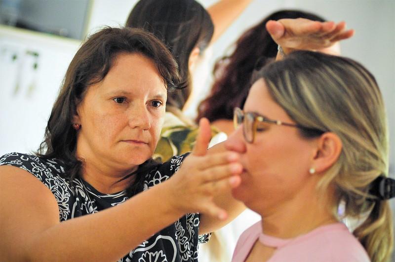 Saúde capacita servidores do Sistema Socioeducativo em Reiki
