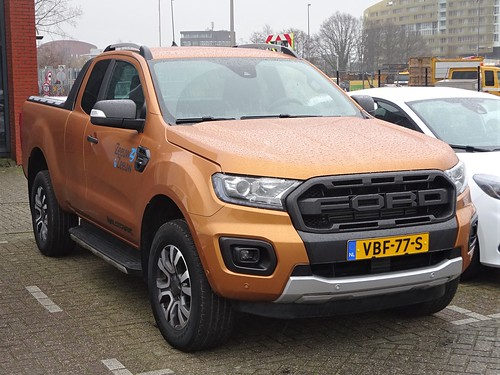 2020 Ford Ranger Wildtrack Photo