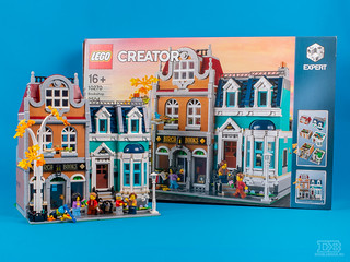 LEGO Creatro Expert 10270 Bookshop Review-26 | by DoubleBrick.ru