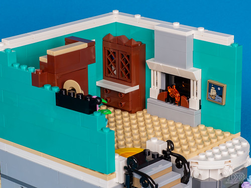 LEGO Creatro Expert 10270 Bookshop Review-24 | by DoubleBrick.ru
