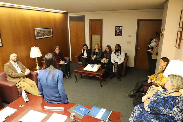 NYSUT Special Act Schools Lobby Day