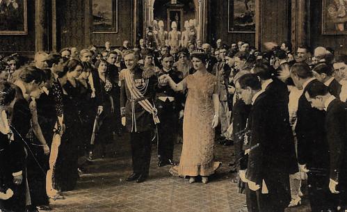 Ignazio Lupi, Floriana and Alberto Collo in Il potere sovrano (1916)
