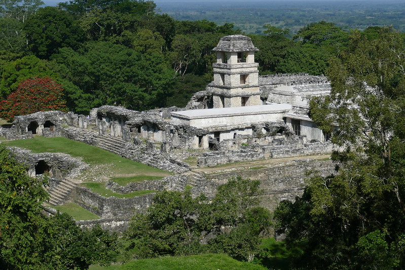 how to get to palenque