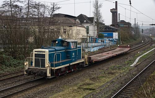 261 671 bei Wengern-Ost