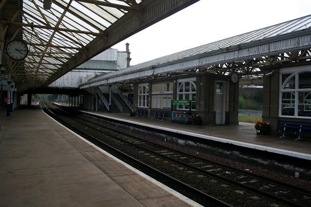 Arbroath Station