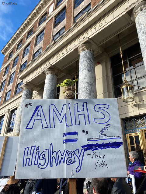 AMHS Highway - Ferries are our Roads