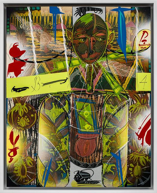 Lari Pittman – Irrevocable (2012)