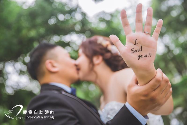 高雄自助婚紗推薦愛意婚紗2307