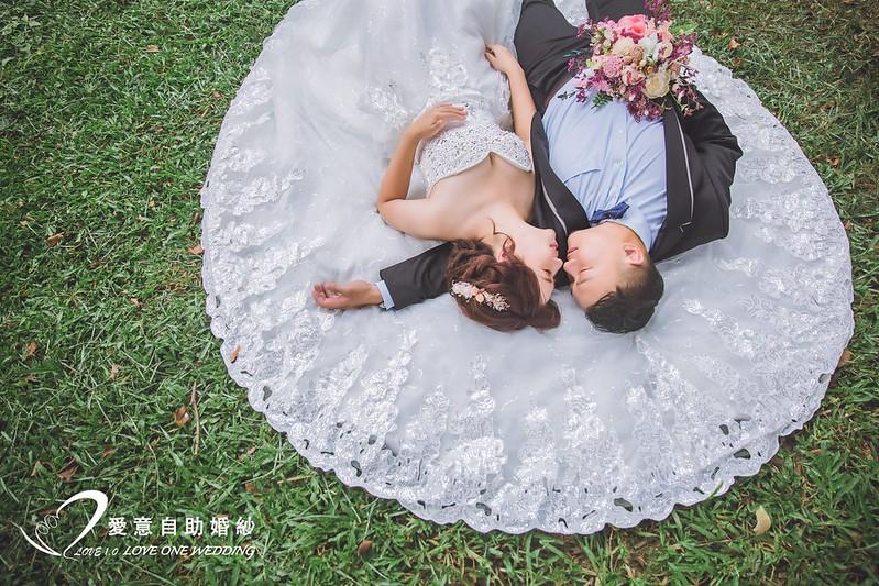 高雄自助婚紗推薦愛意婚紗2308