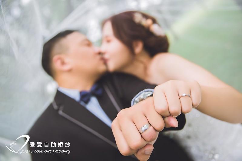 高雄自助婚紗推薦愛意婚紗2305