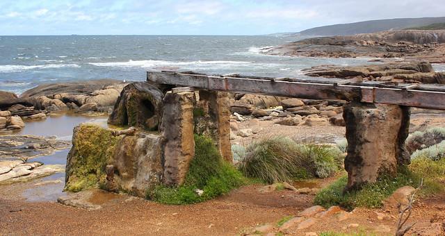 Historic Water Wheel