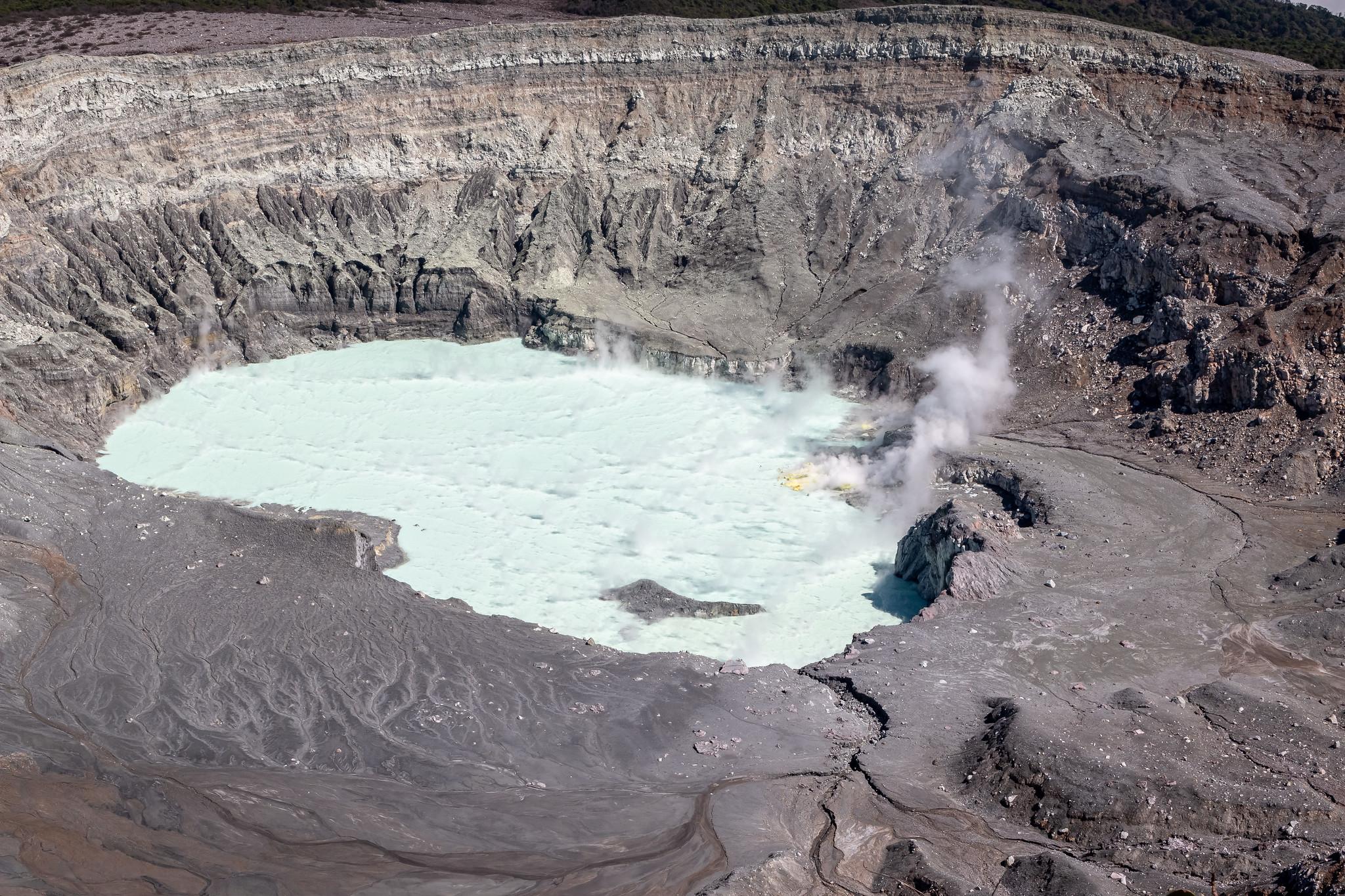 Volcan Poas - [Costa Rica]