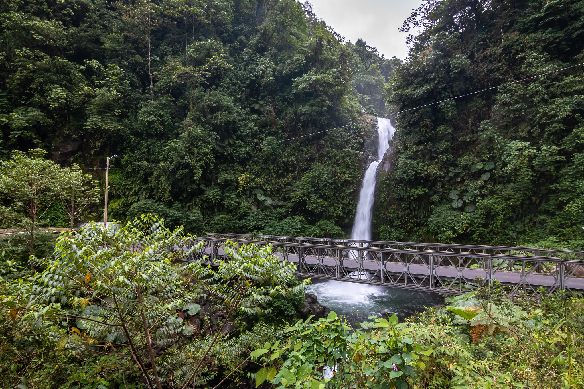Cascade La Paz - [Costa Rica]