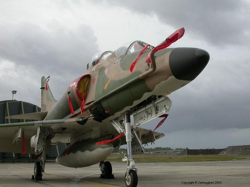 TA-4SU Skyhawk 9