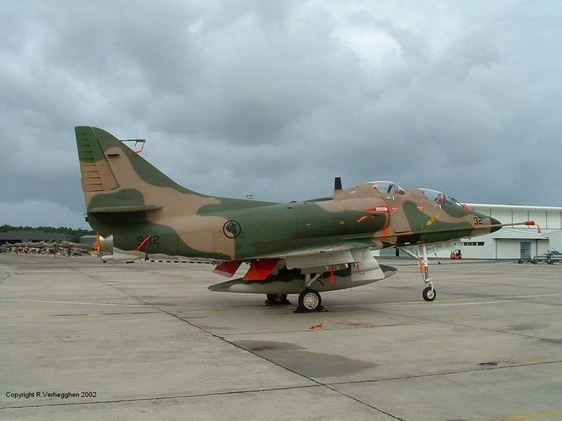 TA-4SU Skyhawk 5