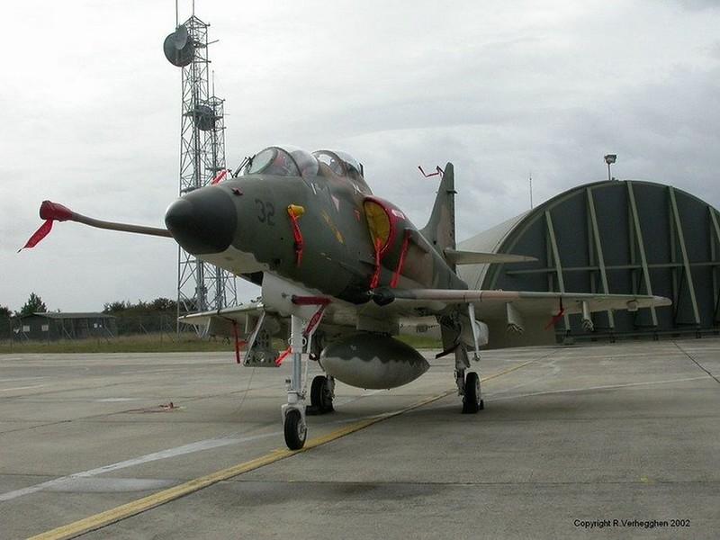 TA-4SU Skyhawk 7