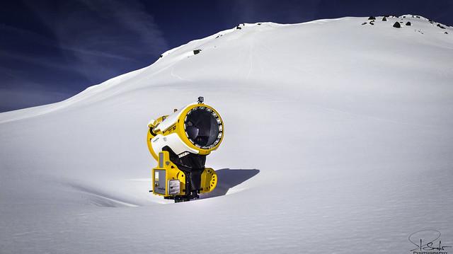 Mister Snowmaker - Klosters-Serneus - Graubünden - Switzerland