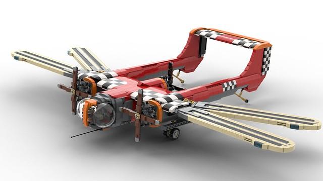 Dieselpunk Dragonfly