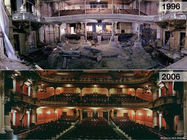 Colonial Theatre --- Pittsfield Mass  - New Englan