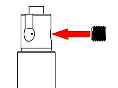 Lắp sai cách ốc vít lắp vào lỗ