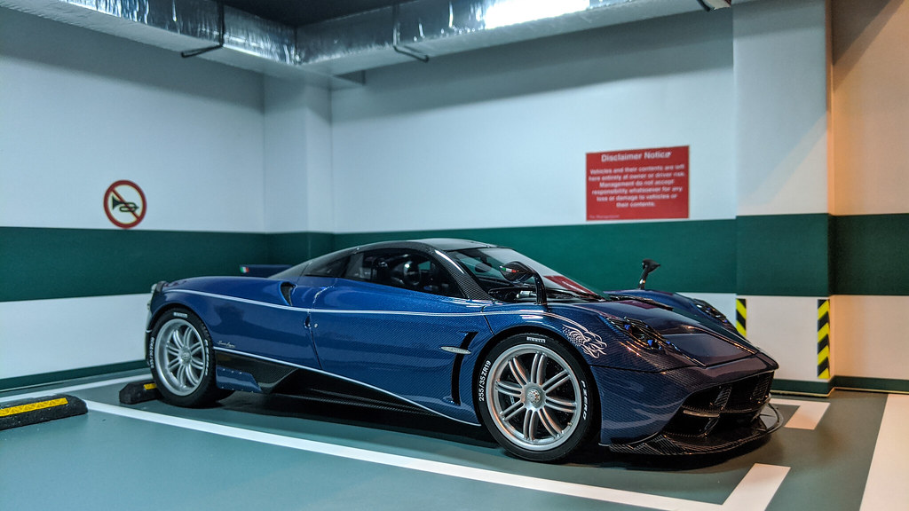 Pagani Huayra Dinastia In Blue Carbon By Bbr Pagani Diecastxchange Com Diecast Cars Forums