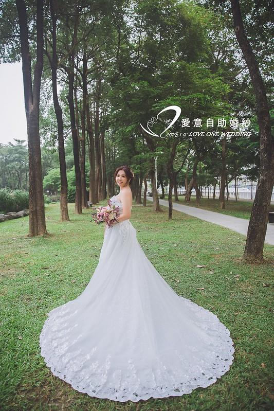 高雄自助婚紗推薦愛意婚紗2301