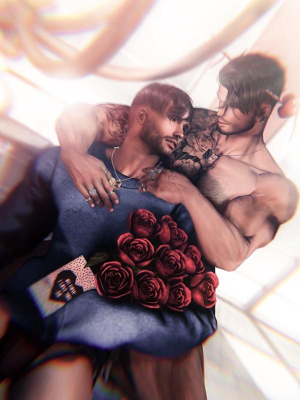 A #TeamCP Romance Novel (Part 2/3) #valentinesday