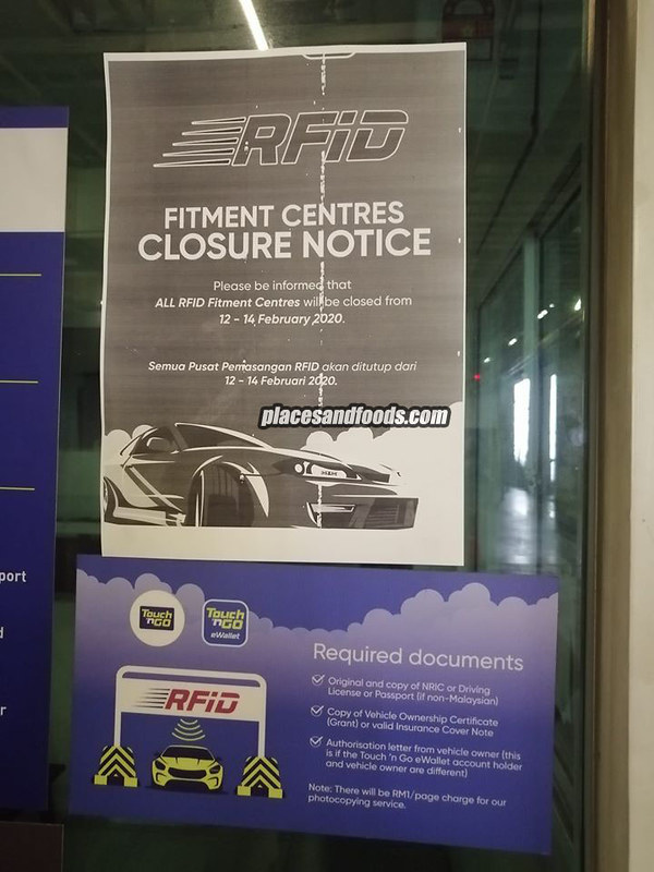 tng rfid closure