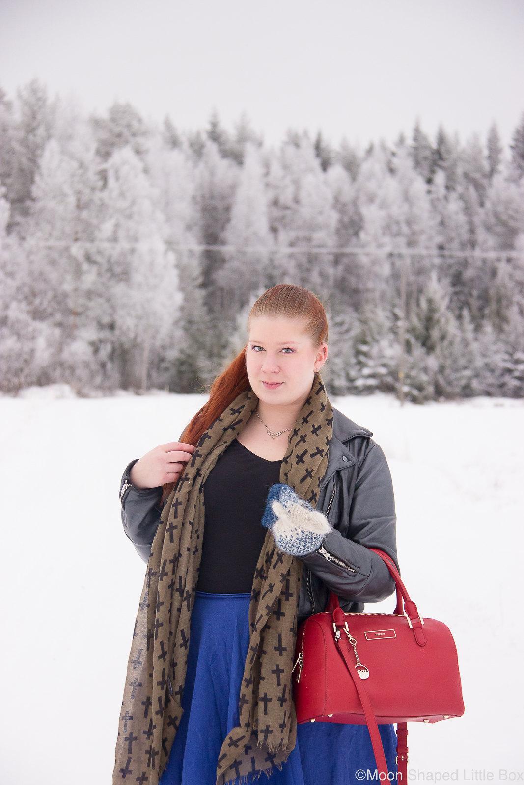 Talviasu-tyyliblogiin