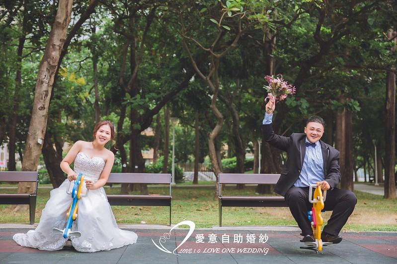 高雄自助婚紗推薦愛意婚紗2303