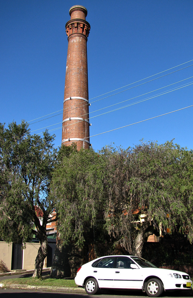 Stinkpipe, Stanmore, Sydney, NSW.