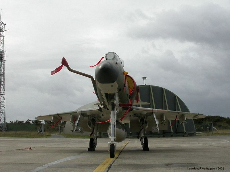 TA-4SU Skyhawk 8