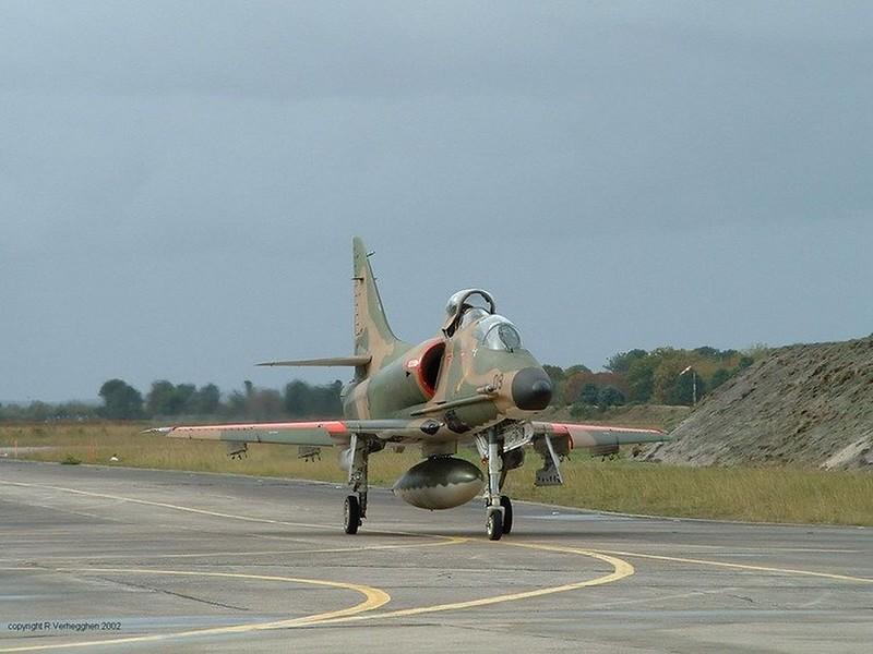 TA-4SU Skyhawk 1