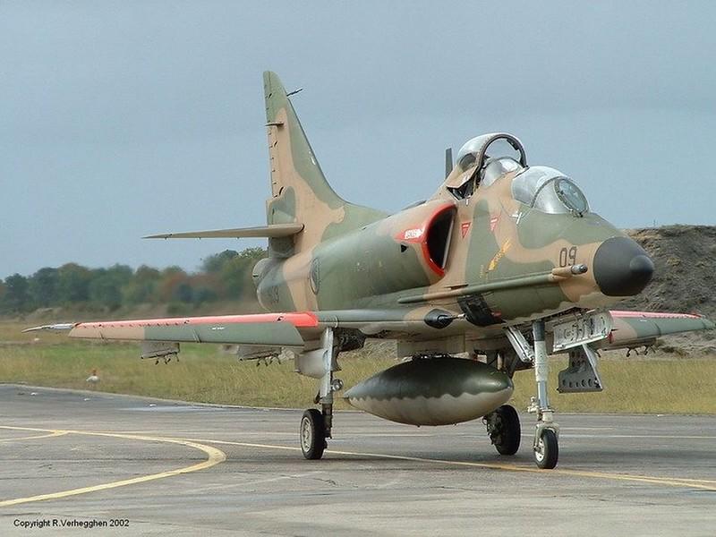 TA-4SU Skyhawk 2