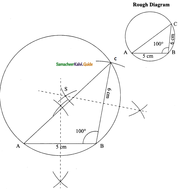 Samacheer Kalvi 9th Maths Guide Chapter 4 Geometry Ex 4.6 3