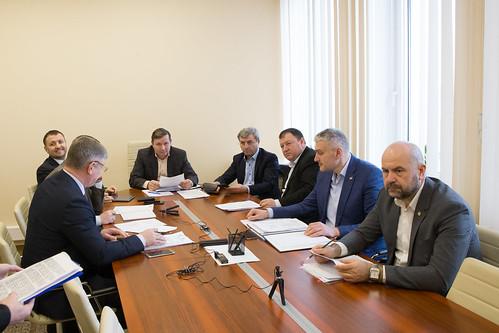12.02.2020 Ședința Comisiei agricultură și industria alimentară