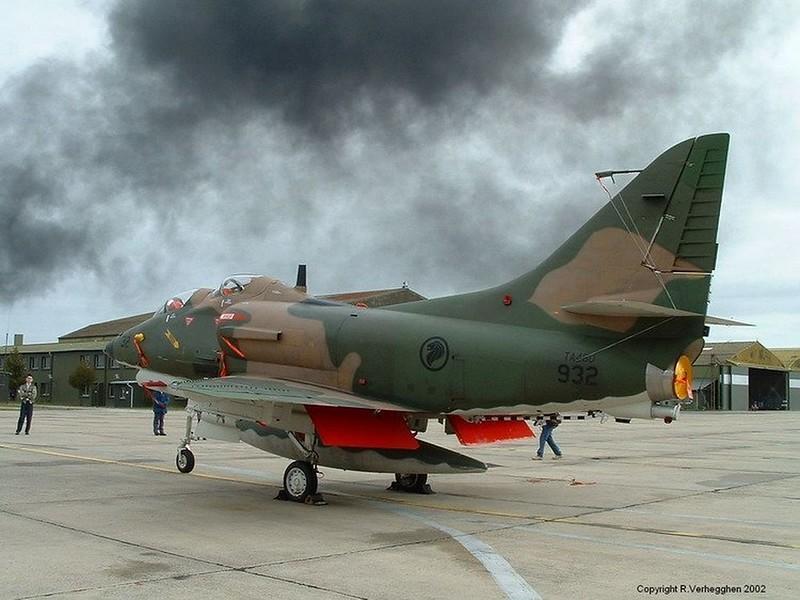 TA-4SU Skyhawk 6