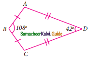Samacheer Kalvi 9th Maths Guide Chapter 4 Geometry Ex 4.7 1