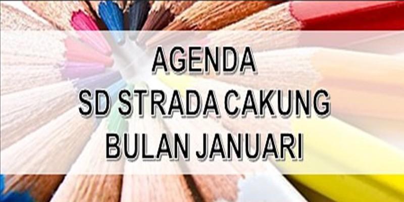Agenda Bulan Januari