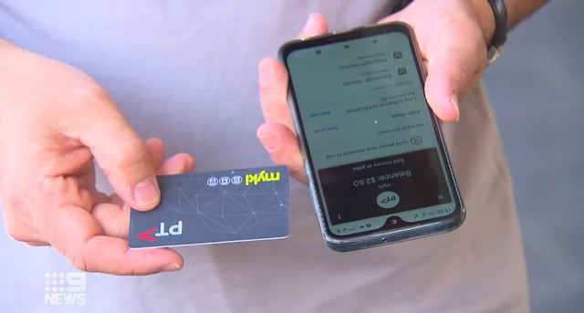 My Myki card and Mobile Myki