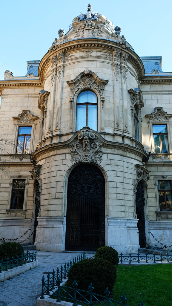 Wenckheim Palace, Palace District, Budapest
