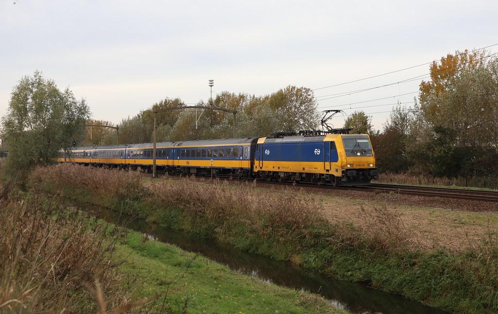 NS 186 033 - Tilburg-Reeshof - 16/011/2019.